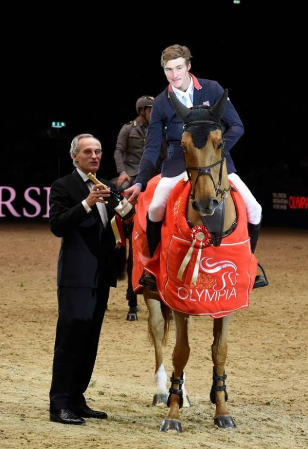 Photo Credit: London International Horse Show, Olympia